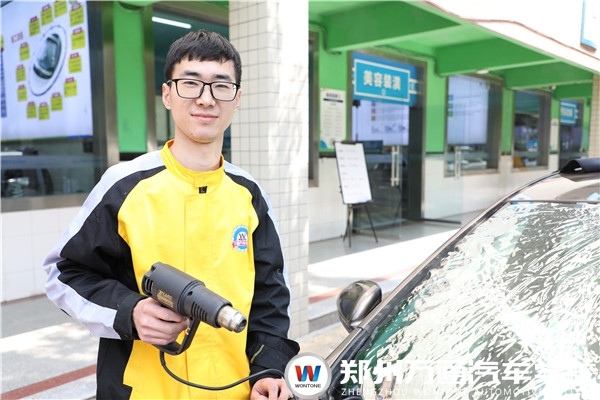 新生故事|张光亚:社会阅历无数,学技术才是王道!
