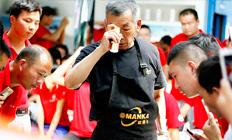 香港欧曼卡技术总监来校授课
