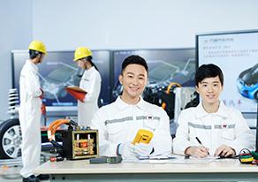 郑州万通汽车学校6S管理模式