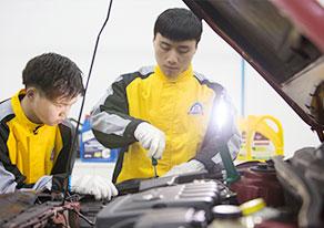 郑州万通汽车学校教学模式
