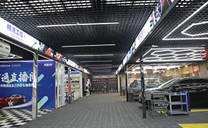 郑州万通汽车学校_北教学楼