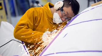 焊接技术专修班(30-90天)
