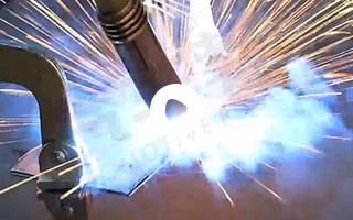 焊接件分析