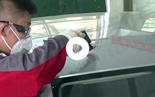 汽车整形工艺操作安全