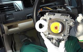 安全气囊故障检测