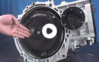 拉维娜式行星齿轮机构拆装与检测(上)