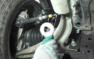 液压助力转向系统维护与调整