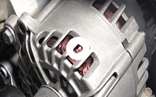 发电机拆装