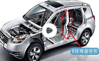 车身整体碰撞分析