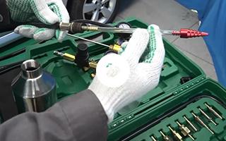 燃油压力检测